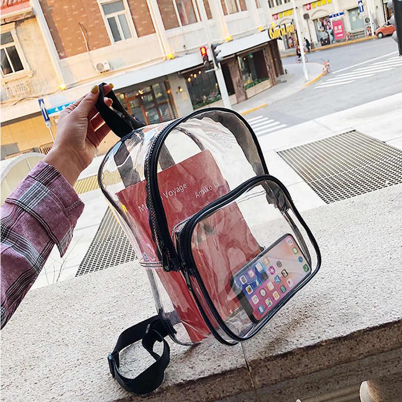 ранец портфель школьный Маленький водонепроницаемый прозрачный рюкзак для женский Мужская девочек подростка для детский школьный сумка маленький мини подростковый туристический путешествий необычный трансформер bagpack