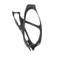Carbon Matt MTB Road Mountain Bike Bicycle Water Bottle Cages Holder 2 Pcs