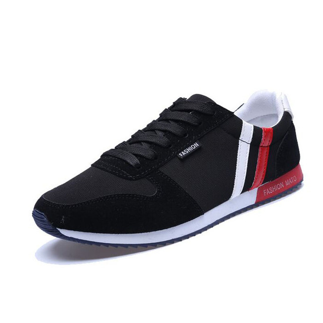 2017 Summer man ventilation and shock absorption Fashion retro style new sports shoes casual shoes