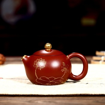 Recommended yixing craftsmen vivi manual direct sale wholesale undressed ore tea kettle fuels the little beauty