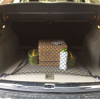 Car-Styling Trunk String Storage Net Bag For Volkswagen vw Touareg Phaeton Bora Lavida Lamando Touran Beetle Magotan
