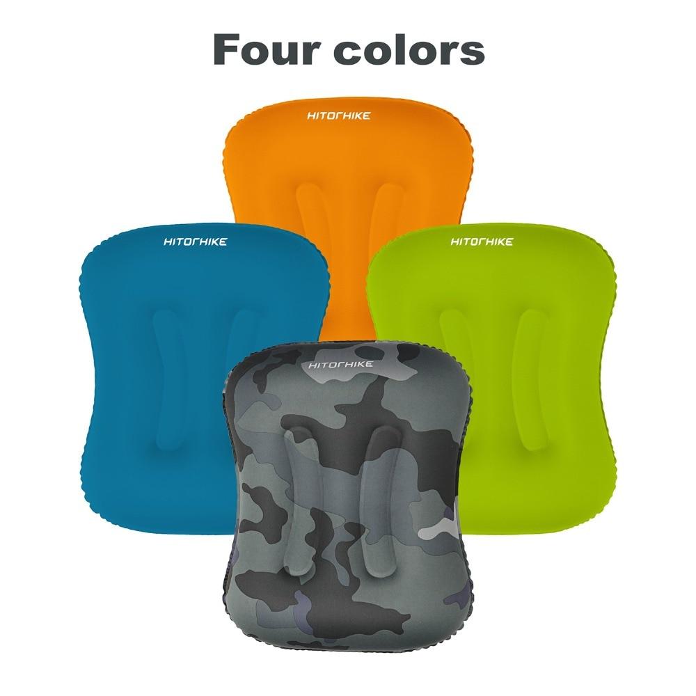 travesseiro mini acessórios viagem 4 cores confortáveis