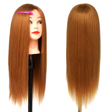 Hot Dummy Mannequin Head Hair Training For Hairdressers High Quality Professional Styling