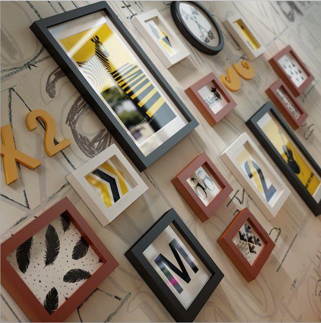 Tienda Online Moderno minimalista de pared de madera foto lascape ...