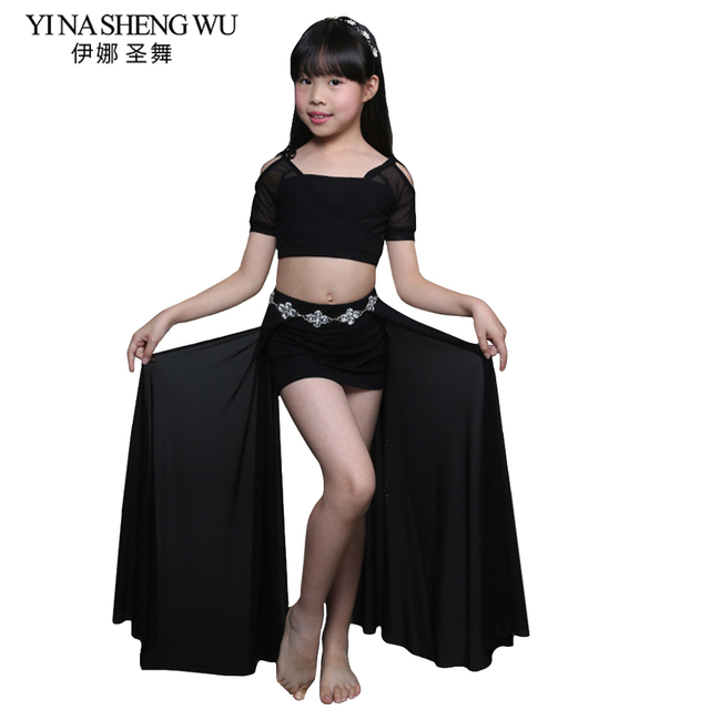 be4695d6e Children s Belly Dance New Costume Indian Dance Costume 2pcs Set ...