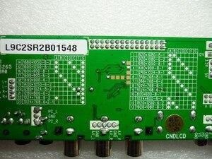 Image 2 - V59 LCD bordo di driver di trasporto incombusti di scrittura firmware LCD bordo di driver di trasporto di scrittura del firmware della scheda madre TV