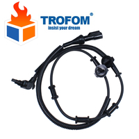 Front L R ABS Wheel Speed Sensor For Ford EXPLORER Lincoln AVIATOR MERCURY MOUNTAINEER 02 05