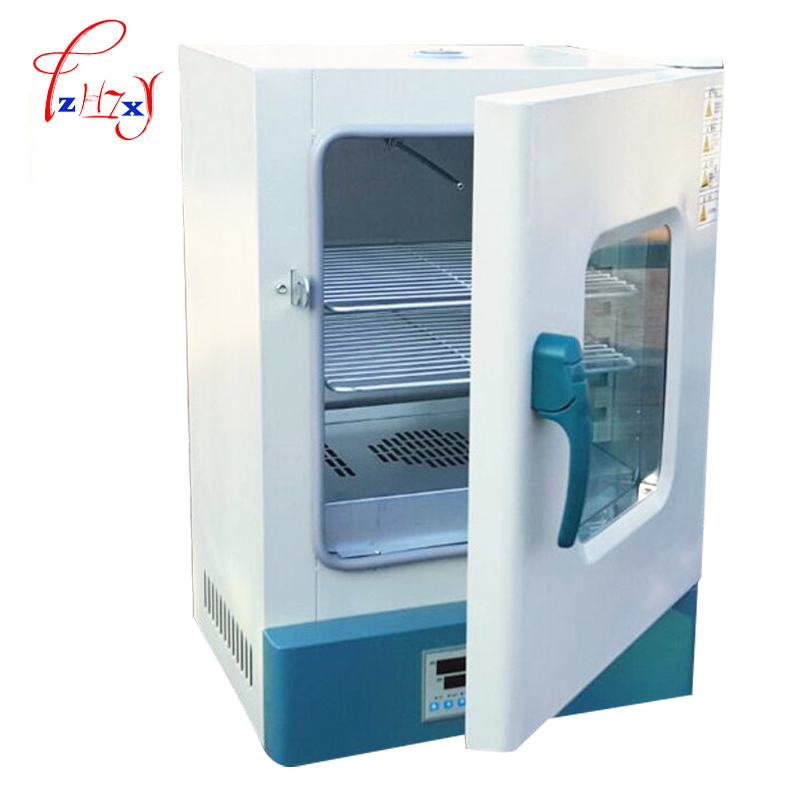 Lab Electro-thermal Microbial Incubator Microbial Bacterial Fermented Incubator Lab Electrothermal Constant-temp 220v 1pc