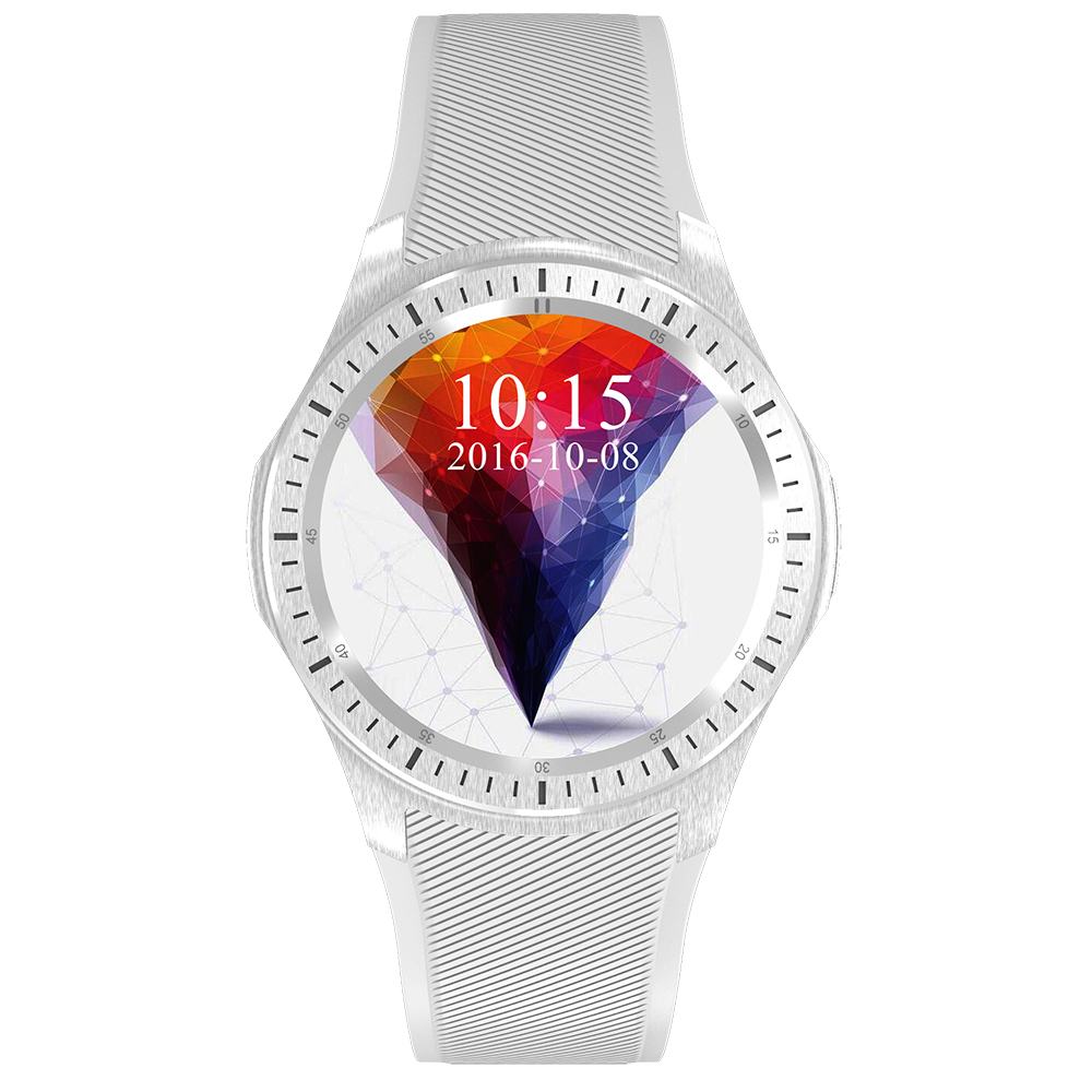 AMOLED Display Ultra Thin Smart Watch Android font b Smartwatch b font New Arrival Watch Phone