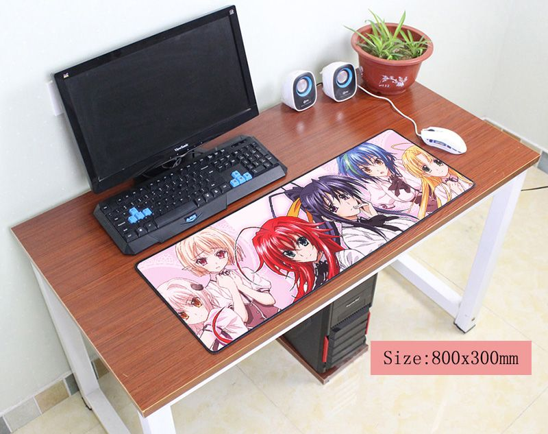 High School DxD 80x30cm Mouse Pads