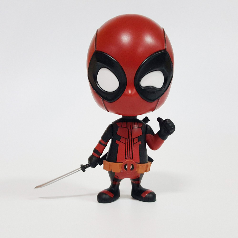 Aliexpress com buy tobyfancy deadpool action figures anime figurines shaking head 10cm pvc anime toys figure deadpool from reliable figure resin suppliers