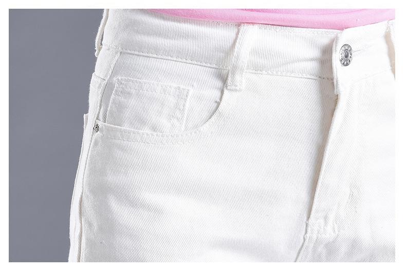 HTB18APbSpXXXXaSaXXXq6xXFXXX4 - Women High Waist Jeans Ripped Solid JKP127