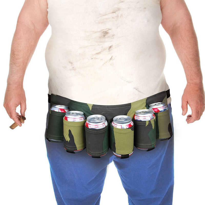 Beverage holder belt 1