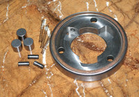 STARPAD For Suzuki GN250 beyond the start clutch and send Screws Free shipping