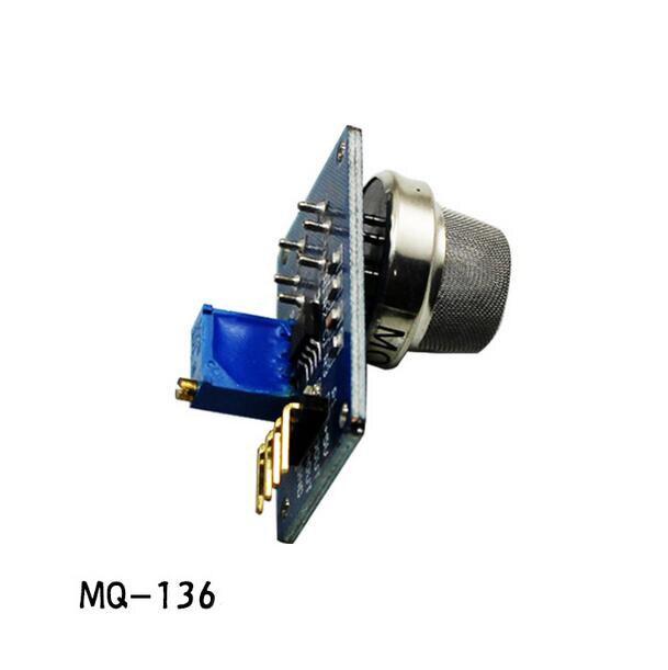 MQ-136 غاز كبريتيد الهيدروجين (h2s) استشعار الكشف ، mq136 mq الغاز الاستشعار وحدة
