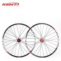 KENT Mountain Bike Disc Wheels 29 Aluminum CNC 28 Hole Mtb Wheelset For SHIMANO 11 Speed Bicycle Wheels Compatible 12*142 Thru