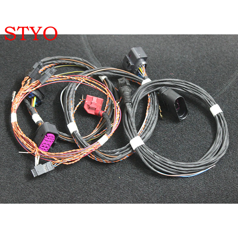 Styo Car Auto Leveling Range Led Headlight Cornering Afs