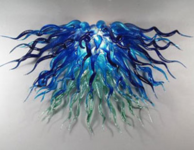Lampade In Vetro Di Murano Moderne : Lr267 modern decorazioni per la casa turco lampade a mosaico blu di