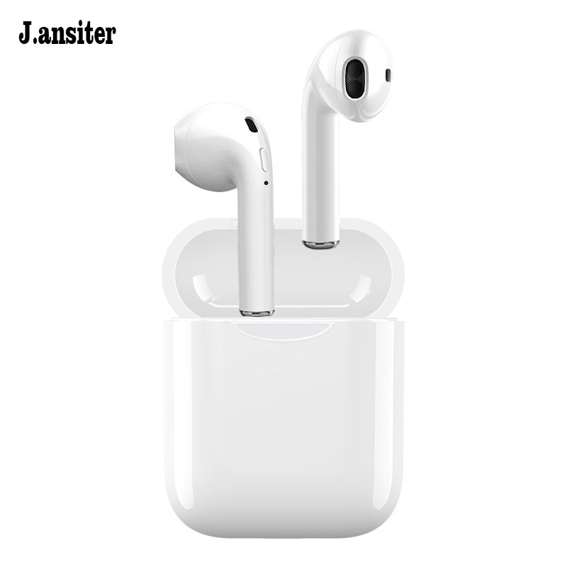 Bluetooth Earbuds I11 White Wireless Earbuds In Ear Headphones Noise Cancelling Headset Compatible With Iphone Xr X 8 8p 7 7p Samsung Galaxy S9 Huawei Other Apple Airpods Android Iphone