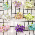 100 PCS / 5 cm artificial silk mini with cherry blossom wedding decoration DIY wreath tire collage artificial flowers