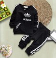 Brand Baby Tracksuits Spring Autumn Baby Boys Girls Cotton Full sleeved Jacket+pants 2pcs/sets Boys Kids Clothing Set Baby Set