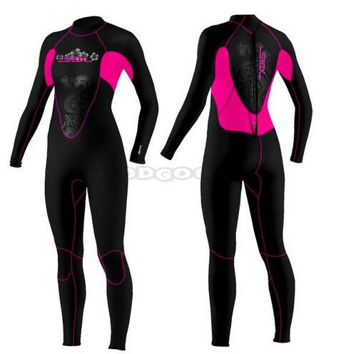 Slinx CORAL Women's Scuba Diving Surfing Snorkeling Fishing boating 3mm Neoprene swimwear Wetsuit Free Shipping slinx 1106 5mm neoprene scuba diving fleece lining wetsuit snorkeling surfing swimwear jumpsuit triathlon microvillus jellyfish