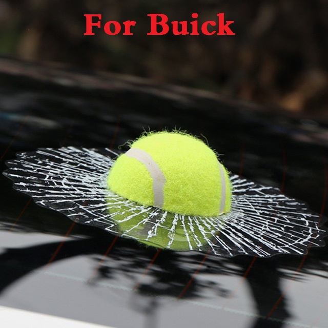 2017 New Car Styling Baseball Tennis cover Auto Body Sticker Accessori for Buick Century Enclave Encore Excelle LaCrosse LeSabre