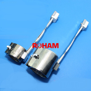 Image 2 - The heating coil 220V injection molding machine nozzle barrel electric heating ring 30/35/40/45*30/40/50/60