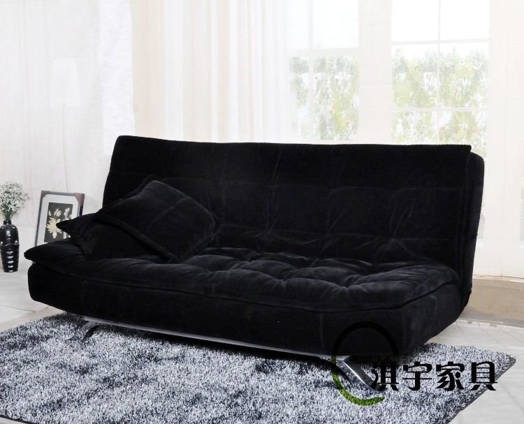 Qi Yu Furniture Modern Minimalist Sofa Bed Folding Small Apartment Anese Study Port To By Sea In Living Room Sofas From
