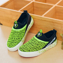 Children's shoes 2017 новый весной и летом белье мужчин и женщин shoes дышащий конфеты цвет случайные shoes