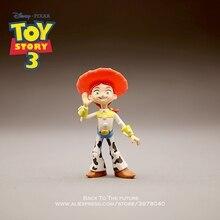 Disney Toy Story 3 Jessie mini muñeca Q Versión 5 cm PVC figuras de acción  mini Dolls niños juguetes modelo para niños niño rega. cbb8ce5dc7c