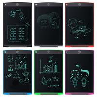 12 Inch Digital LCD Writing Drawing Tablet Graffiti Board Electronic Handwriting Board Notepad Digital Tablets With