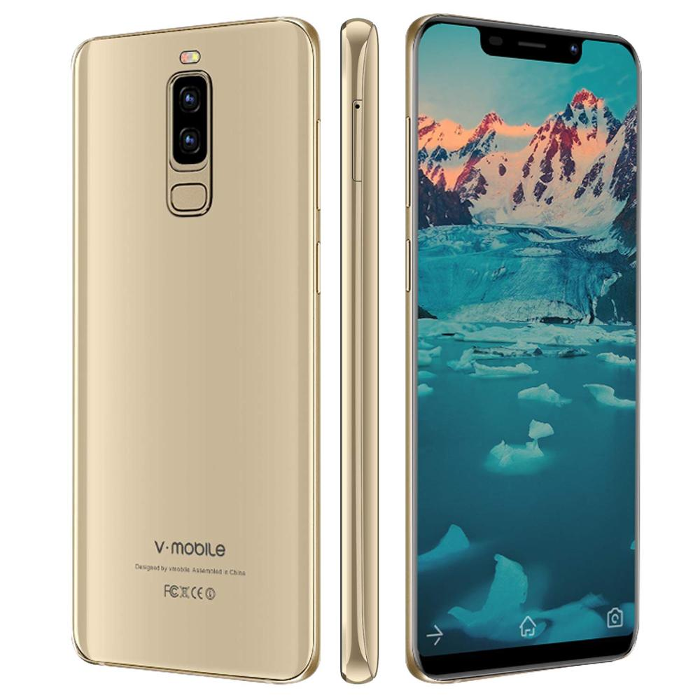 TEENO VMobile S9 Mobile Phone Android 7 0 5 84 Full Screen 19 9 2GB 16GB