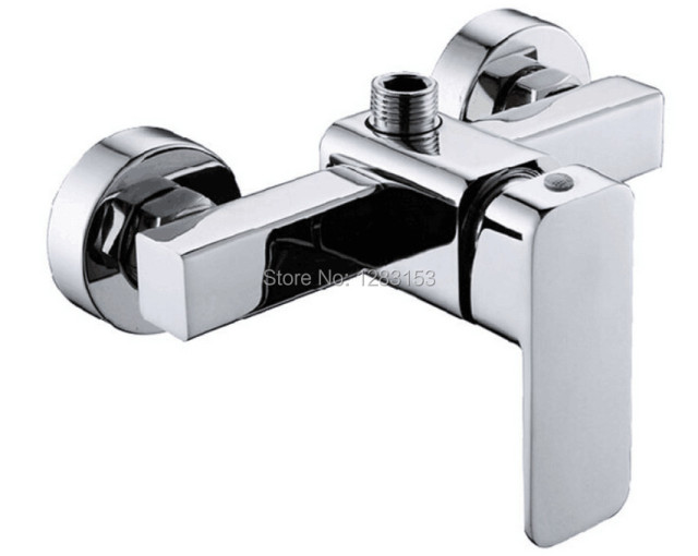 HIGH quality zinc square shower faucet bathroom water tap shower ...