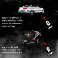 PLUSOBD Bypass Immobilizer Module Car Alarm Engine Start Stop System Remote Control By Key For Audi