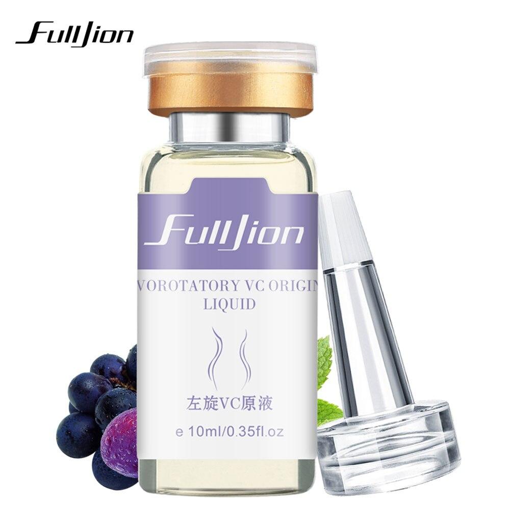 Fulljion Vitamin C Serum Hyaluronic Acid Original Liquid Moisturizing Remove Acne Whitening Beauty Essentials Skin Care Cream