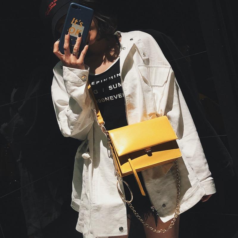 Con Femminile yellow Della Elaborazione Dell'unità Progettista Famose In Signora Pelle A Brown 278 Borse Marca Moda red Spalla black Donne Di Del Borsa Lusso Nuove 2019 Tracolla Catena HZFqvv