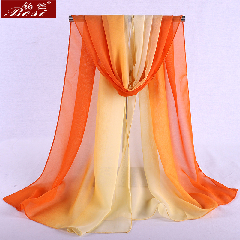 HTB18AVPXULrK1Rjy0Fjq6zYXFXaQ - Chiffon scarf gradient women hijab winter brand autumn red long scarfs poncho luxury ladies scarves shawl sjaal long bohemian gg