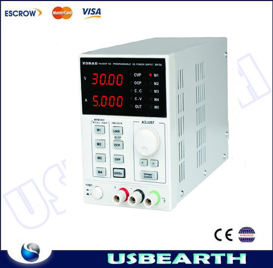 цены  Free shipping KORAD KA3005D Variable Adjustable Digital Regulated power supply DC Power Supply 4Ps mA 30V/5A