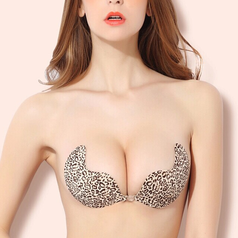Popular Leopard Strapless Bra-Buy Cheap Leopard Strapless Bra lots ...