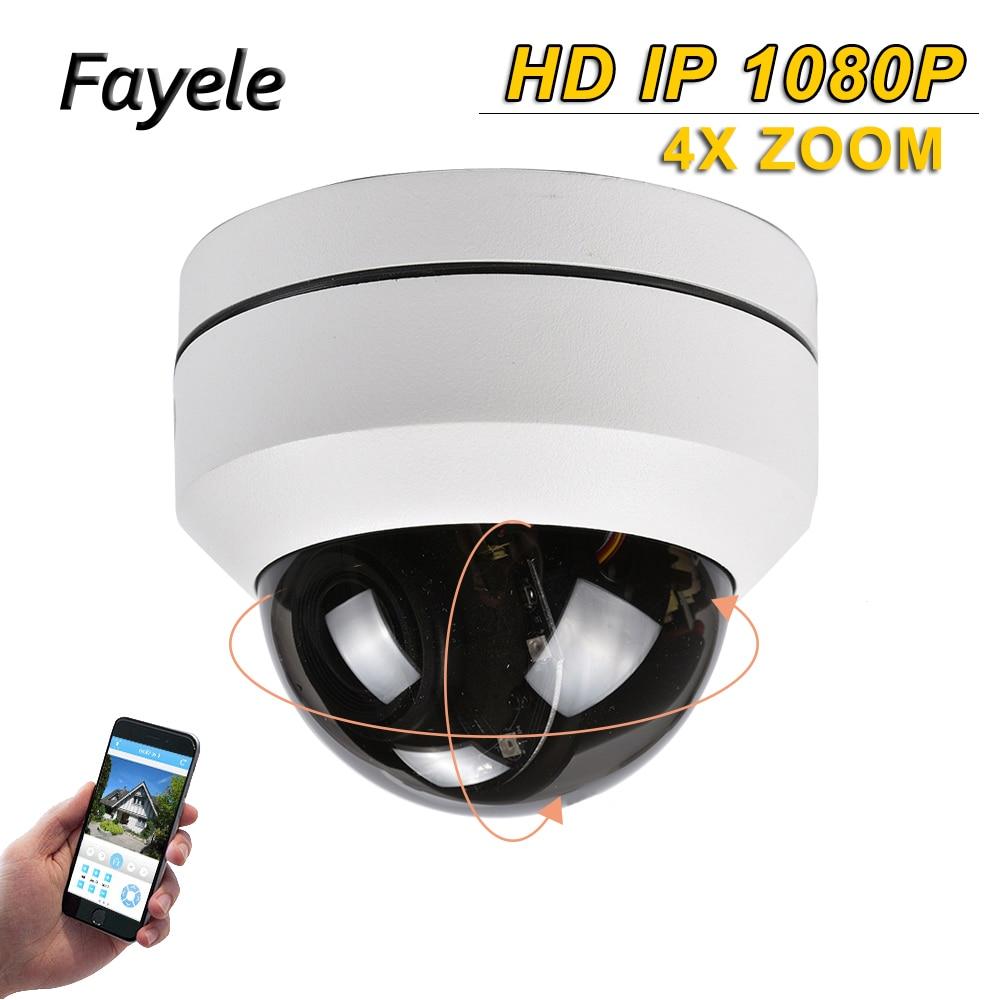 20X Optical Zoom HD 1080P 2.0 MP CCTV PTZ IP Camera Outdoor Pan Tilt Zoom POE