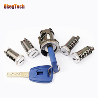Okeytech SIP22 Blade Lgnition Lock Set Key For Fiat Car Milling Lock Original Car Modified Car