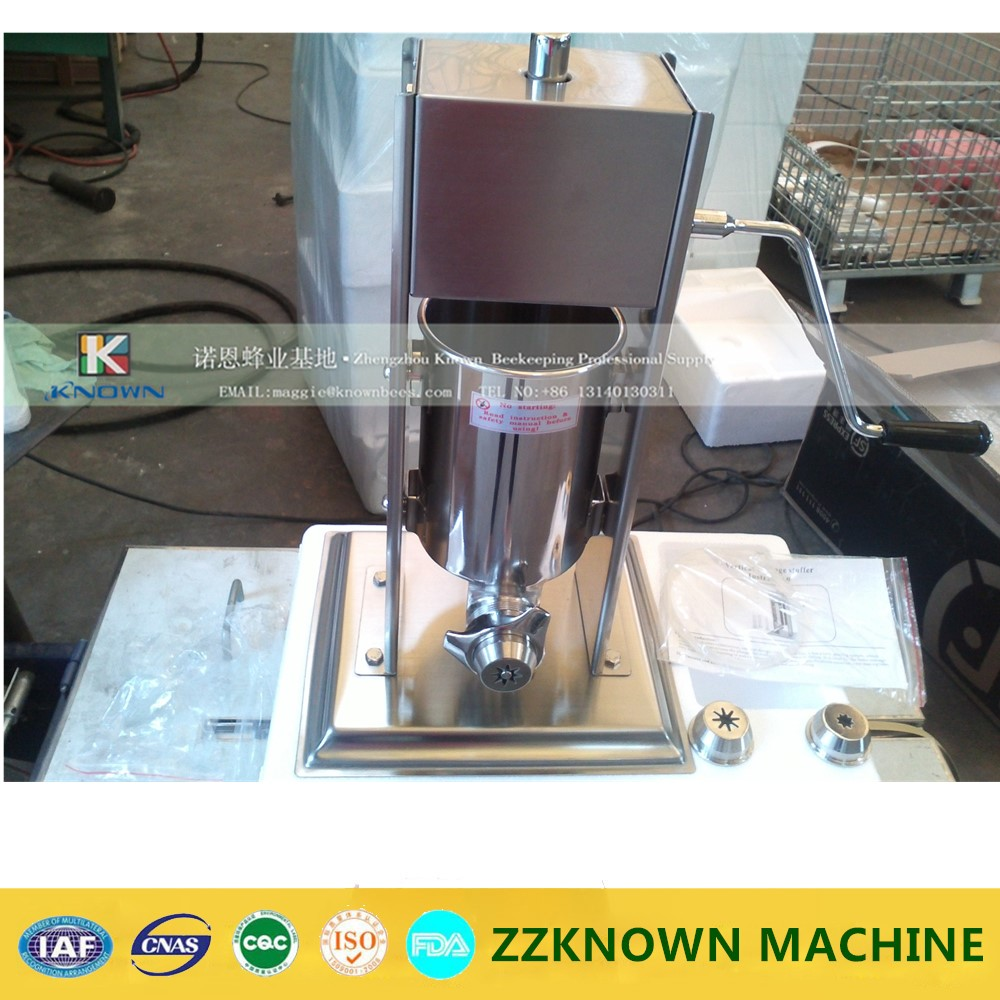 Factory price 2L manual churros maker machine (also produce 3L 5L 7L 10L 12L) factory price 4mm marking machine pin with copper cover