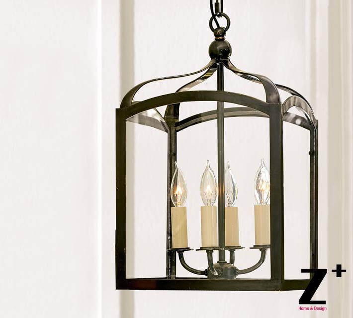 Replica item LED pendant light iron GOTHIC INDOOR OUTDOOR LANTERN ...
