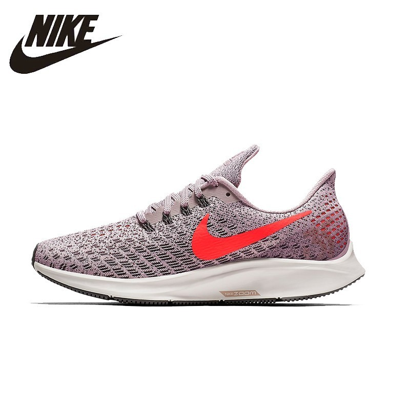NIKE ZOOM AIR PEGASUS 35 Estabilidade Das Mulheres Originais Running Shoes Malha Respirável Apoio para o punho Esportes Tênis Para Sapatas Das Mulheres