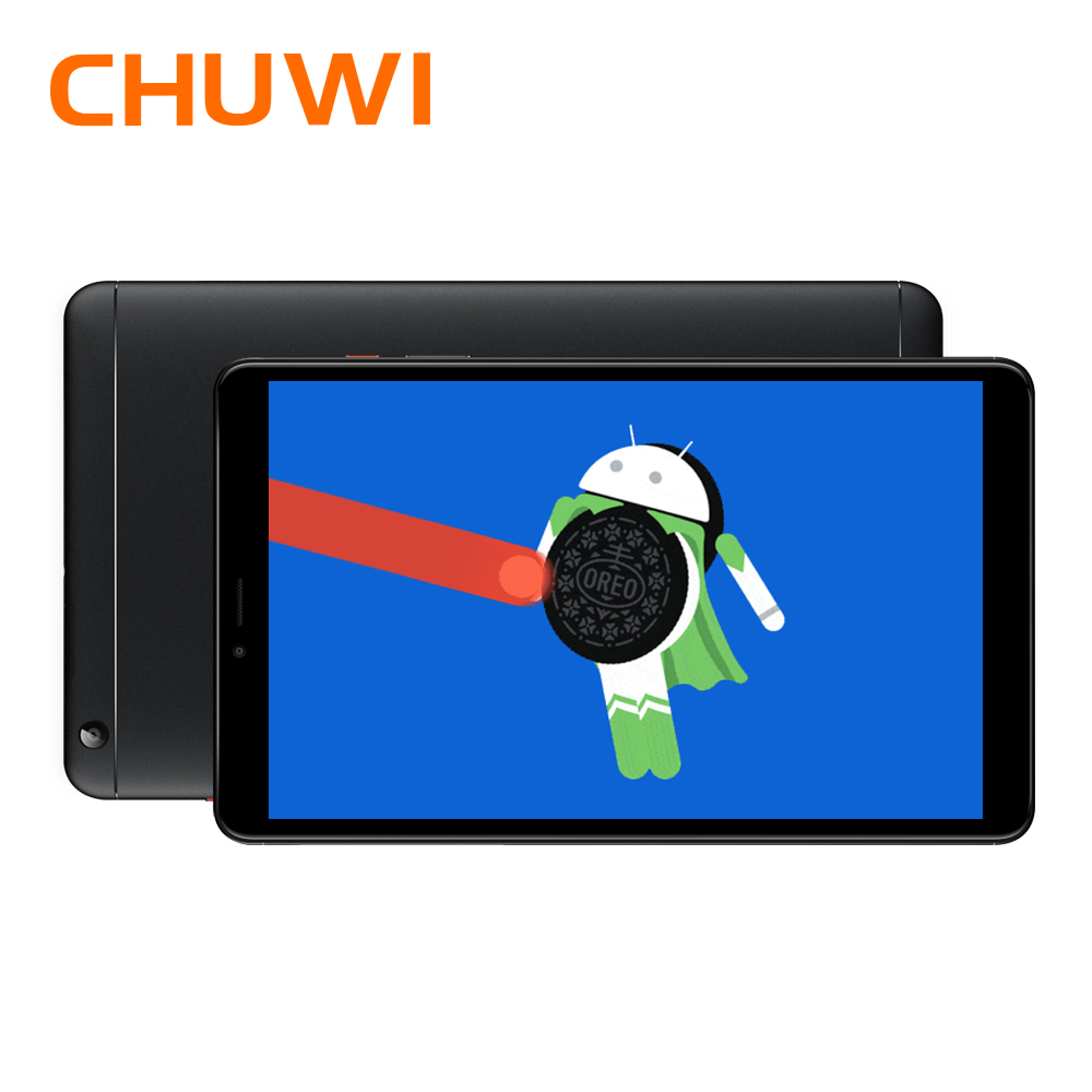 CHUWI Originale Hi9 Pro Tablet PC MT6797 X20 Deca Core Android 8.0/8.1 3 gb RAM 32 gb ROM 2 k Écran Double 4g Tablet 8.4 pouce