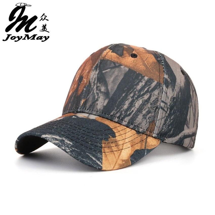 Joymay Boutique Store Joymay 2017 Spring Summer New Unisex Couple Camouflage Baseball cap Adjustable  Fashion Leisure Casual Snapback HAT B396