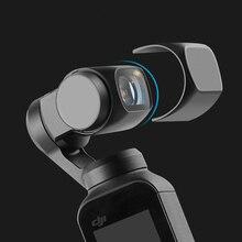Osmo capuchon de protection de lentille de poche anti Collision anti rayures pour dji Osmo caméra de poche gimbla accessoires de poche