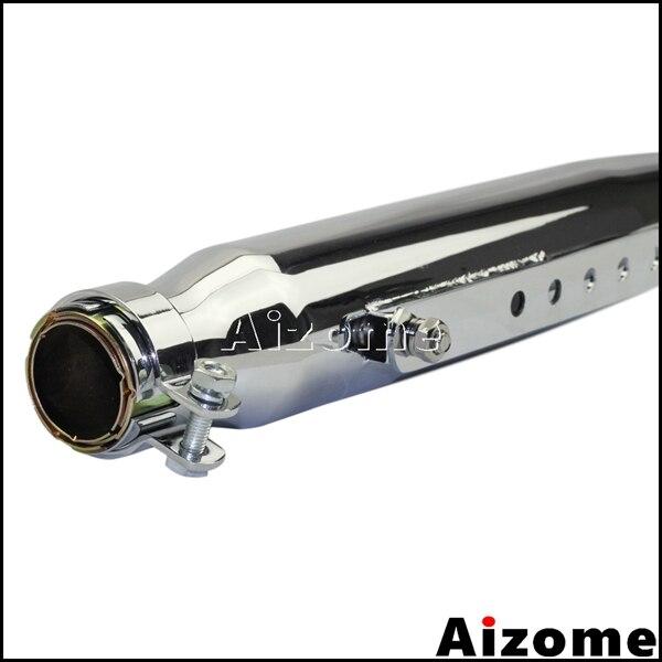 Sange Carbon universale del motociclo 38 millimetri di scarico del silenziatore del tubo Silenziatore DB Killer