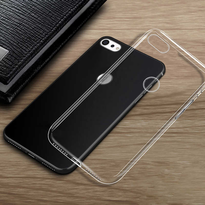 Simple Dust-proof Transparent Phone Case For Smartisan nut PRO2 Mobile Phones